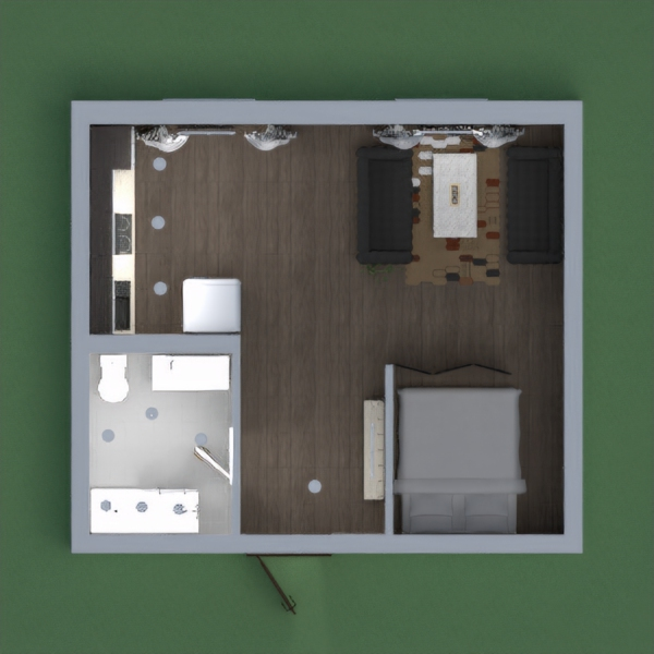 Loft I'd love to live in someday.