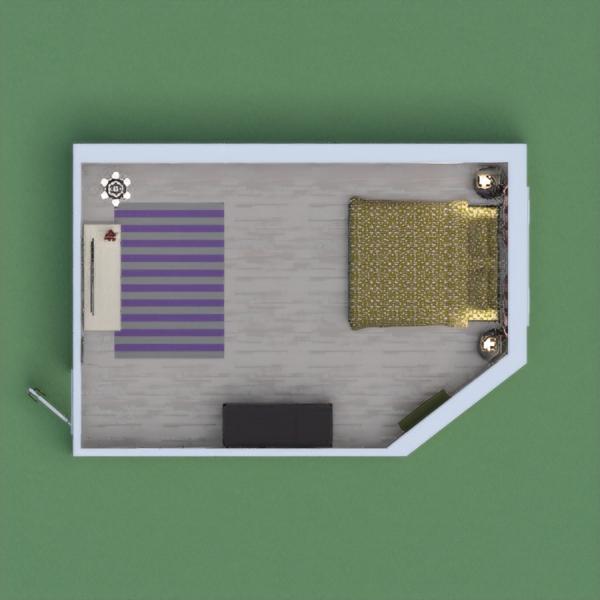 habitacion clasica Tiene:  Una cama,2 mesas de noche,un televisor ,una balda, un armario y una alfombra