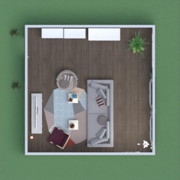 Plain Living Room