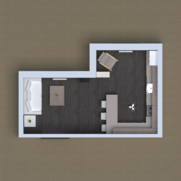 I hope you like this project! It is a kitchen with a living room, and it is brown and white. Please be honest with me and tell me if there is something I could do better. Also comment your page number so I can visit your project. Please vote for me if you think I deserve it. Thank you!