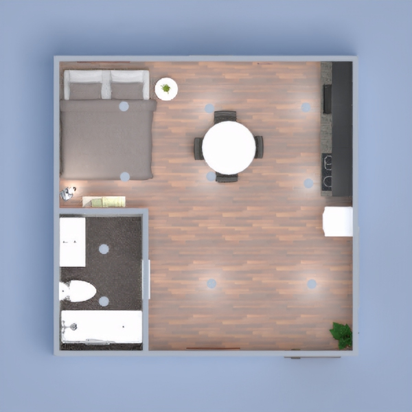 My house is a white and black theme i hope you like it and pls vote for me.