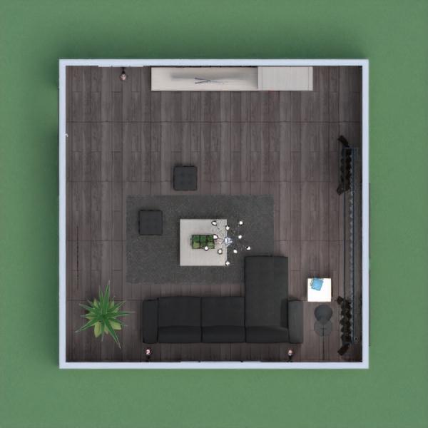 A cozy modern living room :)
