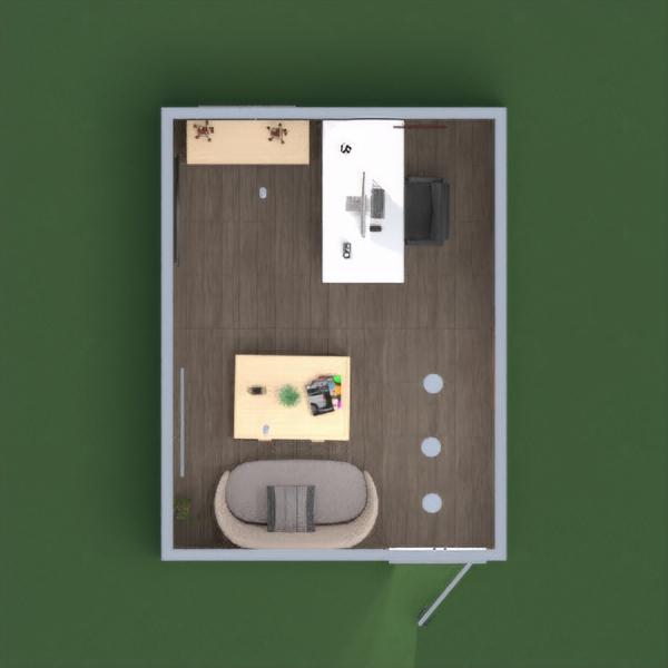 bureau avec table