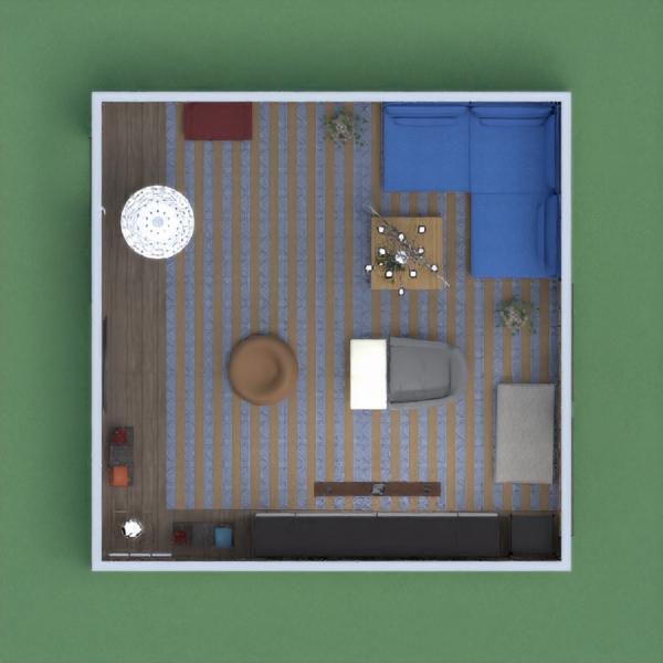A kings living room by Lavi. (.הסלון של לביא)