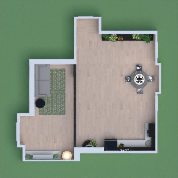 Monica's MODERN apartment (in 2020)