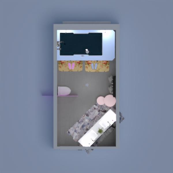 it's a cute little bathroom I created I hope you like it!!