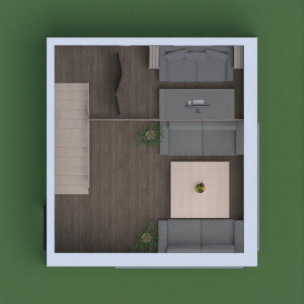 моденрн кухня с рабочим балконом