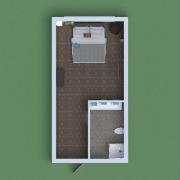 a tiny home the people who doesn't have a lot of money but are able to afford a tiny home they have a bedroom a bathroom and storage but a little people the clothes and shoes and room for somebody or friend to sit down at have books for education and everything you need to survive in a tiny home one story house