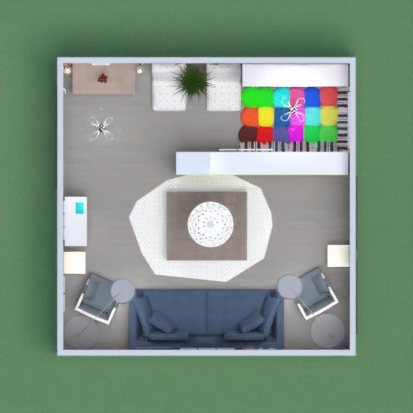 Ein gemütliches Wohnzimmer für Leseratten und kleine Kaoten.