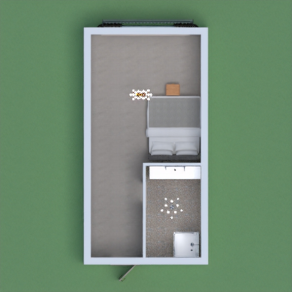 My project is a type of apartment that you would first live in