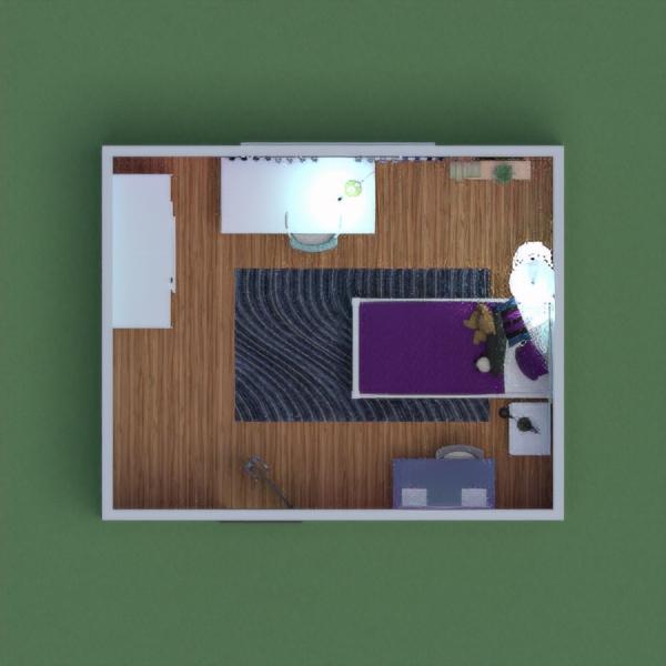 A teenage girl's bedroom.
