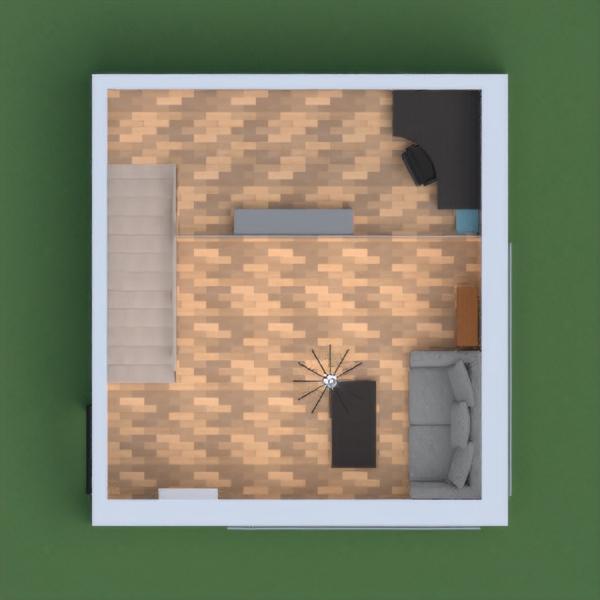 Gamer room/kitchen/diningroom