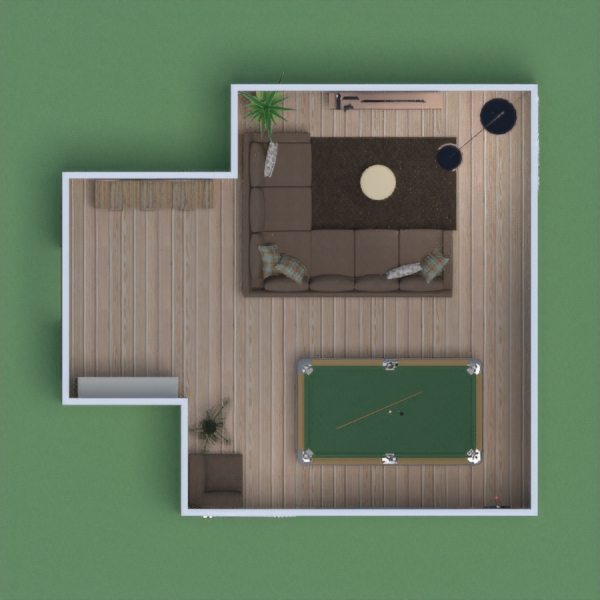 Room for board games