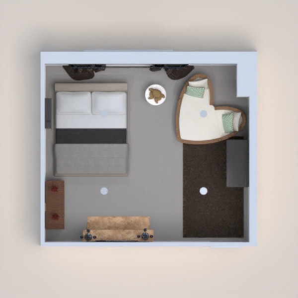 This is a house that I tried to make it look very nice. I hope this house looks nice to    you.