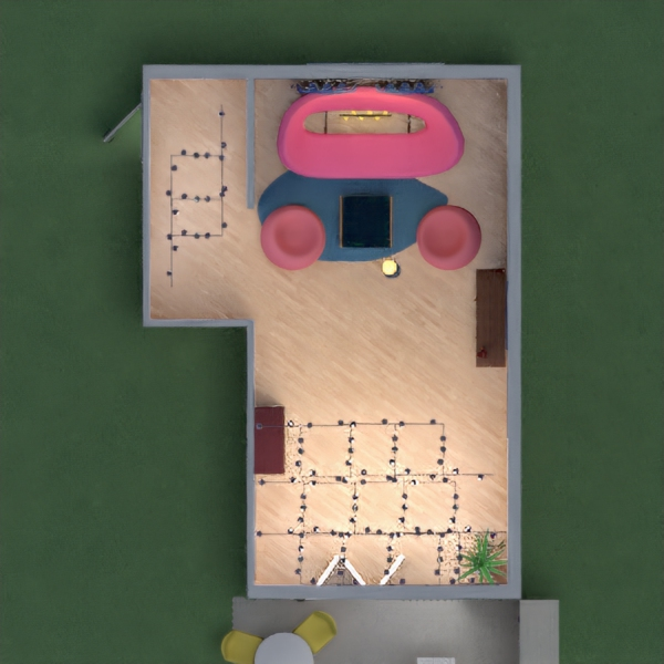 Hi! Ink here, this project took me about 3 days to complete, i hope you like it! I made a cozy living room with and outdoor kitchen. (I ran out of space!!!) Please vote for me! I really want to get in the top 5!