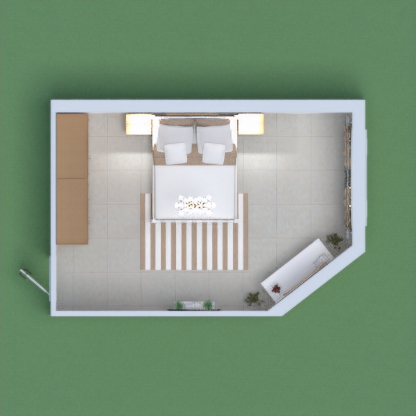 this is my modern, classic bedroom. the theme is peach and white. i hope u like it, i will vote for whoever voted for me