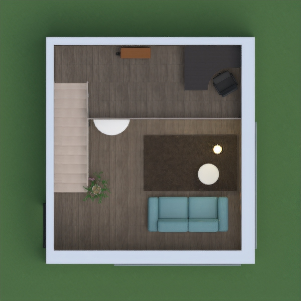 a house with kitchen,living room, and a office