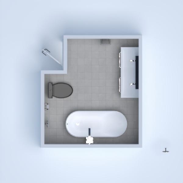 its a modern bathroom