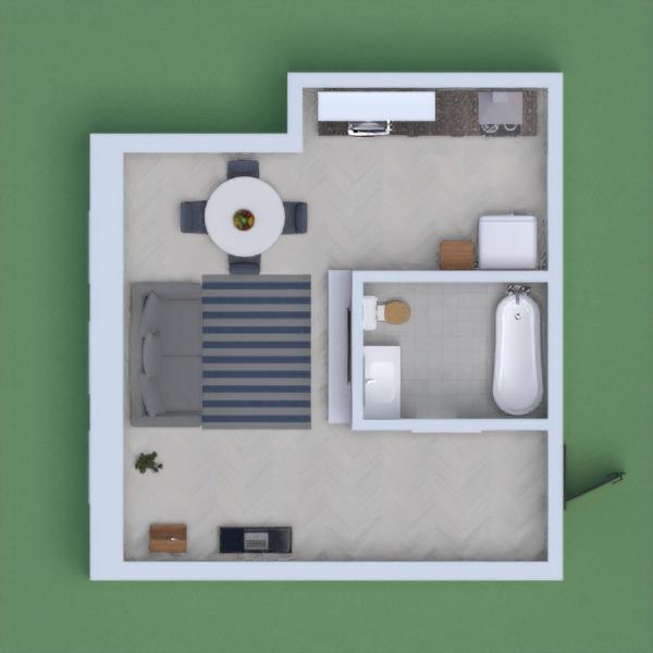 Projeto De Sala,Cozinha e Banheiro. #sala #cozinha