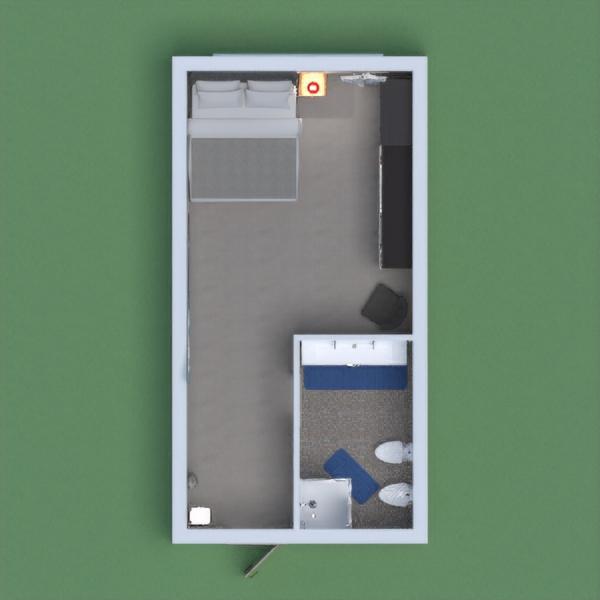 la habitacion con un diseño majistral