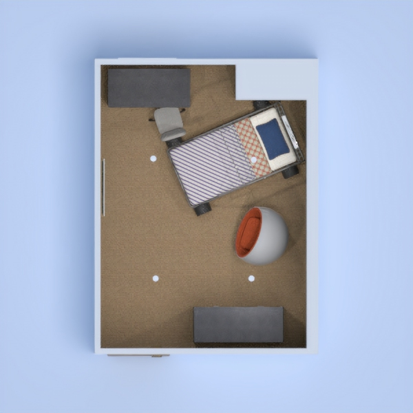 En este proyecto me he inspirado en la habitación de un adolescente