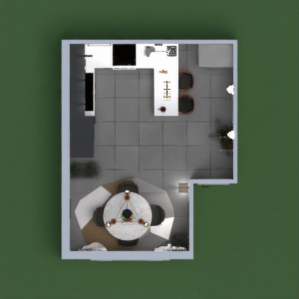 this kitchen plan like old home