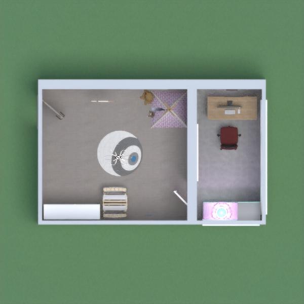 este proyecto es una pequeña casa para niños pequeños, es una pequeña guarderia donde cuidan a maximo 5 niños,