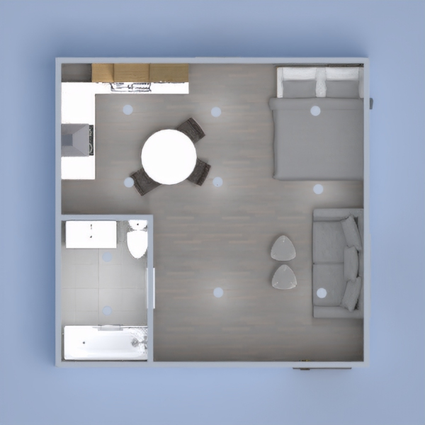 I have created an apartment room. This room can have up to 5 guests too!