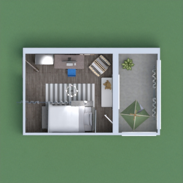 I am ten years of age, and I love to design rooms and houses. this one in particular was one of my favorites. I thought it was very unique how I added the double bunks in there in the project. this project really tied it self's character together real fast. thank you for looking at this project and please vote.