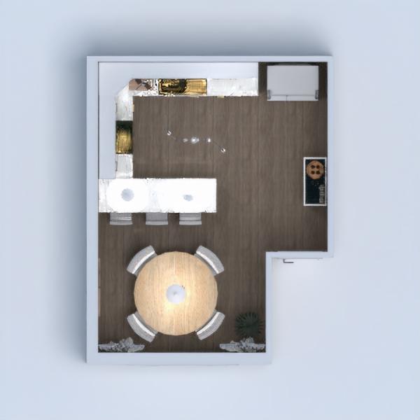 Cozinha moderna e clássica