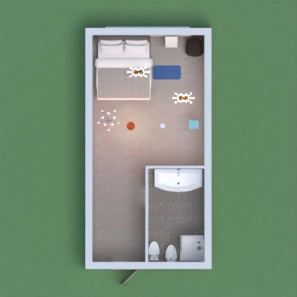 2 комнатный дом