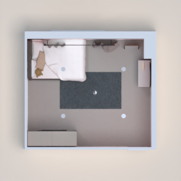 It's a bedroom