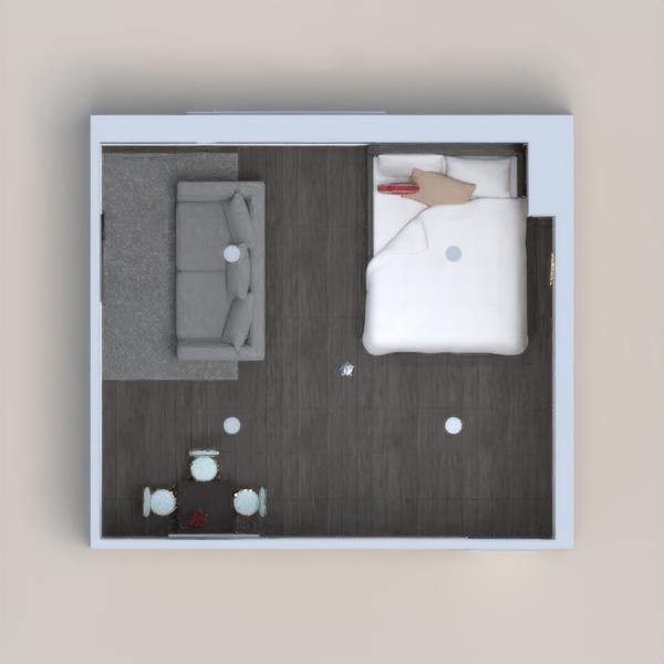 a tiny modern house kind of like a dorm