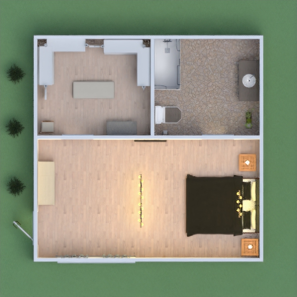This is my small cottage design.
