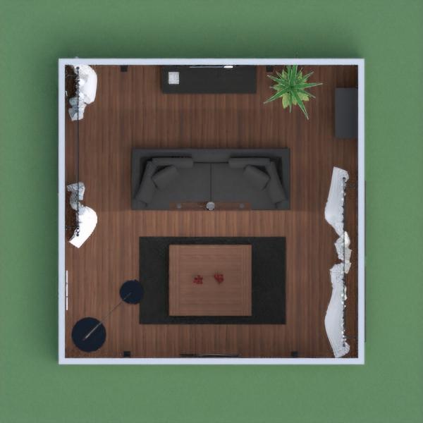 soggiorno arredamento moderno semplice confortevole