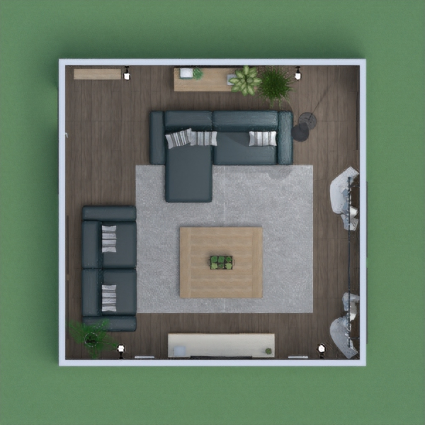 A little modern mixed with traditional :)