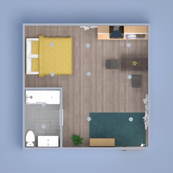 He hecho como una ''mini casa'' con los muebles que había. espero que os guste. :3