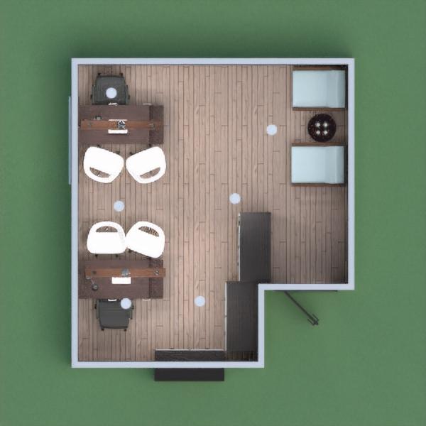 Um escritório de demonstração de projetos, pode ser usado por  2 projetistas ao mesmo tempo ou apenas 1. É um lugar bem agradável e confortável...