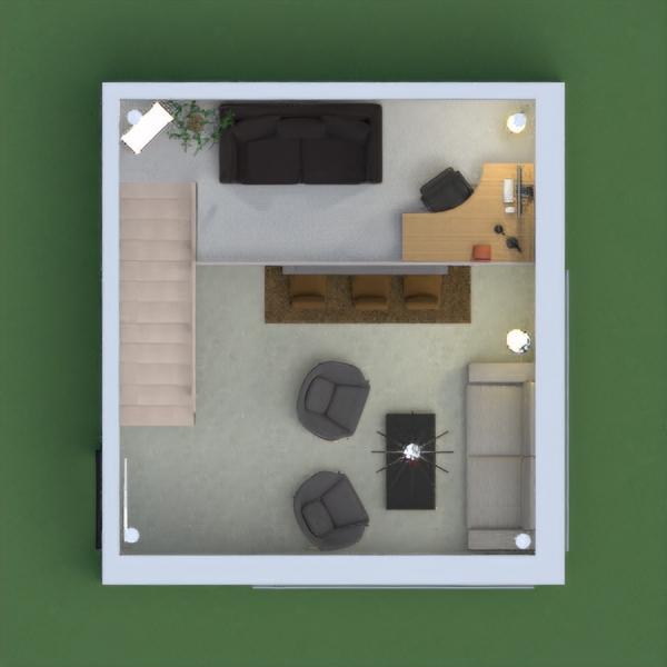 3 in 1 interior design loft