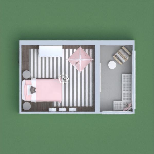 Little girl's Bedroom!