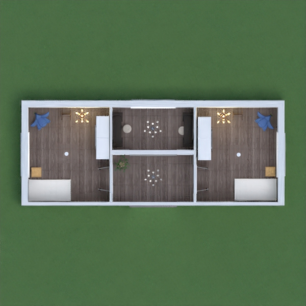 Two bedroom for sisters