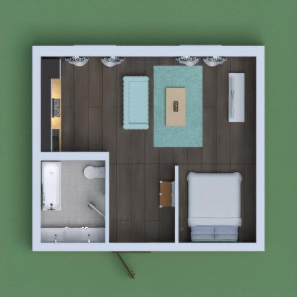 a light modern luxury apartment.