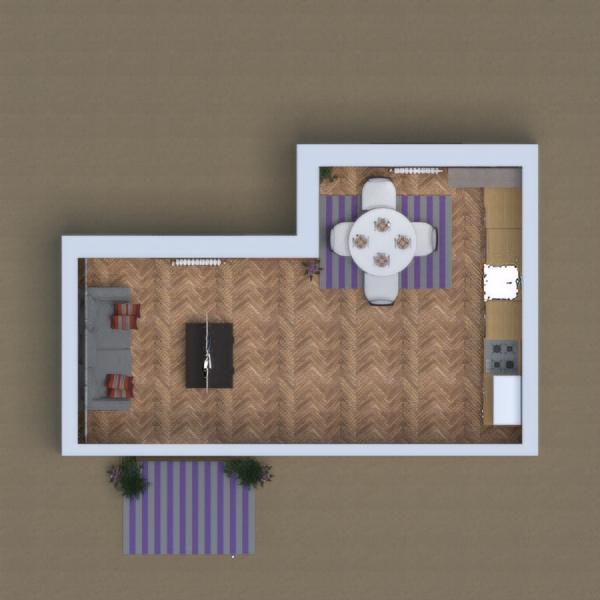 its is about the kitchen and living room                 i hope you vote for me