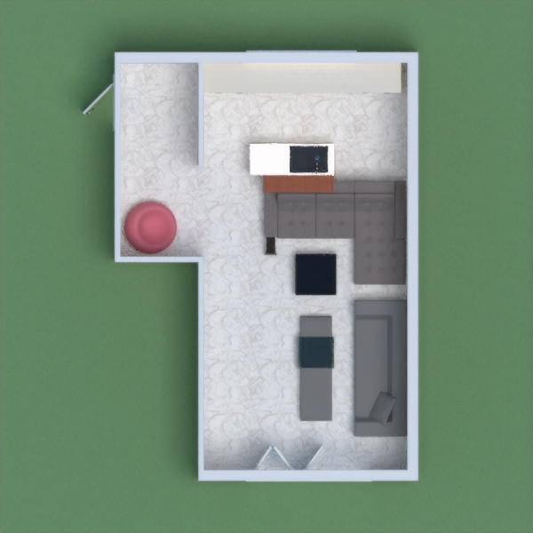 This is a design of a kitchen with a living room in it, so i did a kitchen and a living room, and before i knew it my design was done, so i hope you like it, x