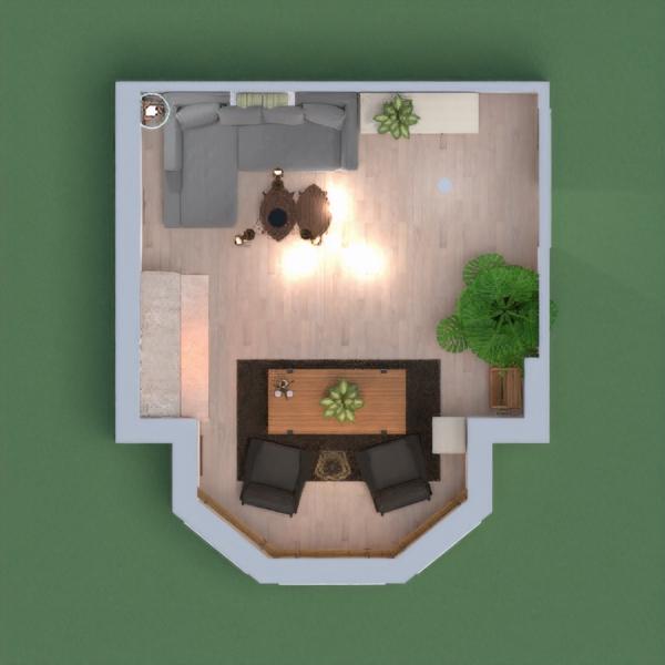 salotto con camino e piccolo spazio lettura