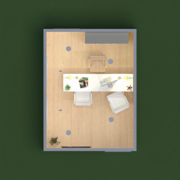 office for design of interior