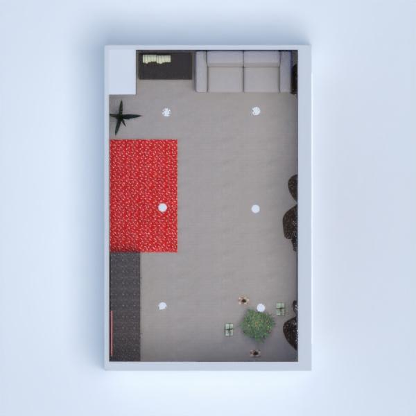 Pokój w zimowej odsłonie.