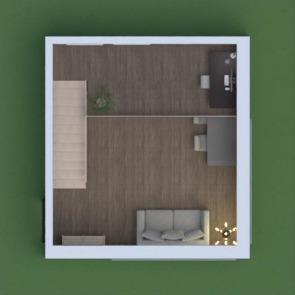 very modern simple tiny house